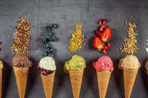Torterie Macaron Sladoled